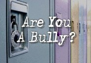 Are You A Bully? Bully Smart