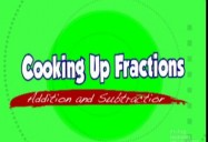 Cooking Up Fractions Series