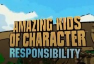 Portraits of Responsibility: Amazing Kids of Character
