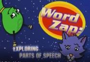 Word Zap: Exploring Parts of Speech
