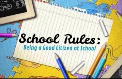 Titles School Rules Being A Good Citizen At School