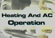 Heating & Air Conditioning Operation