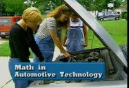 MATH IN AUTOMOTIVE TECHNOLOGY
