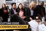 Managing Stress, Safety & Well Being: Cutting Edge Communication Comedy Series