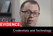 Credentials and Technology: Expert Evidence Series