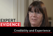 Credibility and Experience: Expert Evidence Series