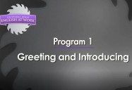 Greeting and Introducing (Ep. 1): Cutting Edge English at Work Series