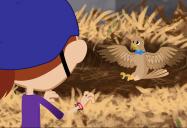 Pam prend son courage à deux mains (épisode 13): Canot Cocasse Saison 4