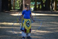 Hoop Dancing (Episode 6): Warrior Games