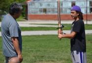 Longball (Episode 7): Warrior Games