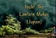 Yoshi, The Lantern Maker