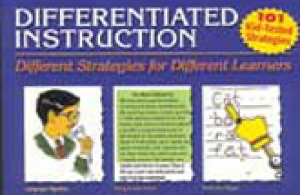 Titles Differentiated Instruction A Focus On Inclusion Produced