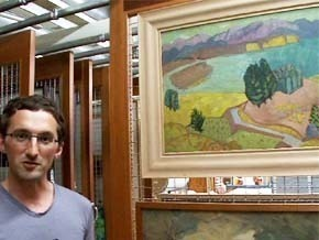 How to Look at a Painting…of a Place