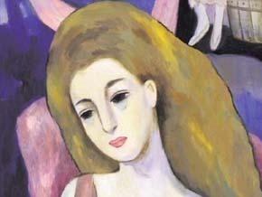 King Thrushbeard — Through the Art style of Marie Laurencin
