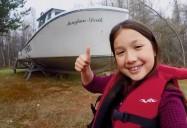 Madison - Mi'kmaq, Richibucto, NB: Raven's Quest 1