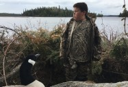 Jerome - Cree, Timmins, ON: Raven's Quest 1