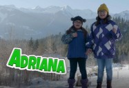 Natalya and Adriana: Mount Currie, British Columbia: Raven's Quest Series (Season 2)