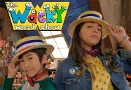 The Wacky Word Show Series