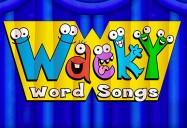 Wacky Word Songs