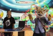 Cosmos: Coyote's Crazy Smart Science Show (Season 1, Ep 3)