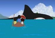 Thunderbird and Orca (Coast Salish): Amy's Mythic Mornings