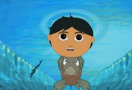 Coho Learns to Jump (Coast Salish): Amy's Mythic Mornings