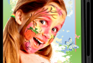 Create Faces Face painting: Holidays & Seasons