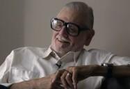 Philip Riccio with George A. Romero: Reelside Series