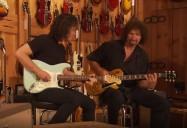 Dave Belzer and Drew Berlin (The Burst Brothers), Andrew Cole and Rocker Steve Shelski: Guitar Picks (Season 1)