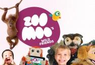 ZooMoos Wild Friends Series