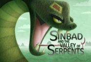 Sinbad and the Valley of the Serpents (Episode 3): 1001 Nights: Season 1