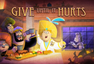 Give Until It Hurts (Episode 11):  1001 Nights: Season 1