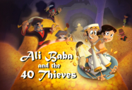 Ali Baba and the 40 Thieves (Episode 12): 1001 Nights: Season 1