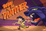 The Boy And The Panther (Episode 28): 1001 Nights: Season 2