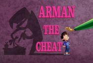 Arman The Cheat (Episode 39): 1001 Nights: Season 2