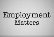 Employment Matters