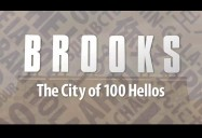 Brooks - The City of 100 Hellos