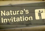 Nature's Invitation