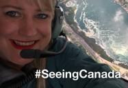 Lake Louise and Niagara Falls: Seeing Canada Series