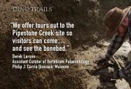 The Dinosaur Expert: Dino Trails Series