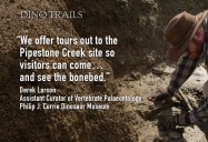 The Dinosaur Expert: Dino Trails Series