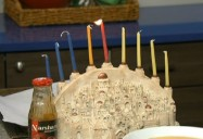Cooking for Hanukkah