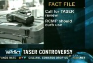 Tasers: The Verdict with Paula Todd