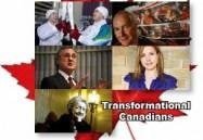 Transformational Canadians (Vol. 1)