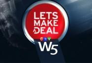 Let's Make a Deal: W5