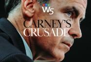 Carney's Crusade: W5