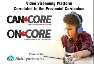 K-12 CORE Streaming Platform