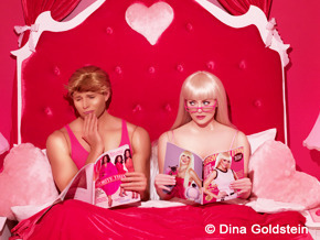 Pink Attitude : Princesses, Pop Stars & Girl Power