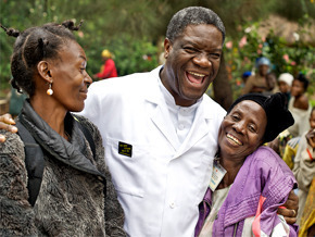 Doctor Mukwege, the Wrath of Hippocrates