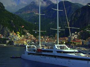 La terre des obstinés - Naples: Les vues du ciel